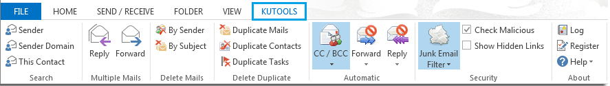[15% OFF] Kutools for Outlook discount coupon code