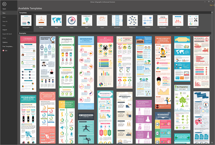 [25% OFF] Edraw Infographic discount coupon code