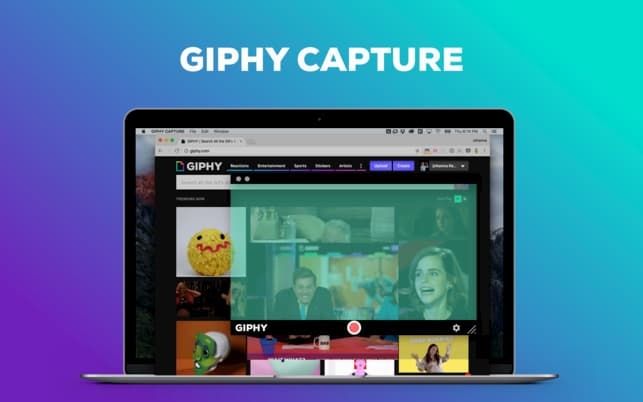 GIPHY Capture (free)